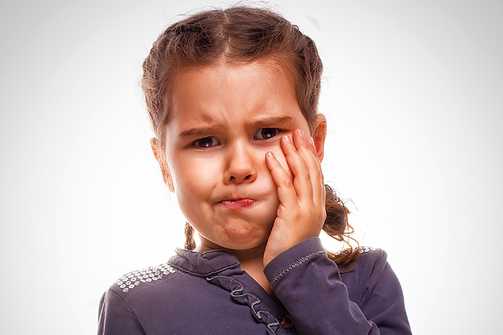بیماری لثه در کودکان